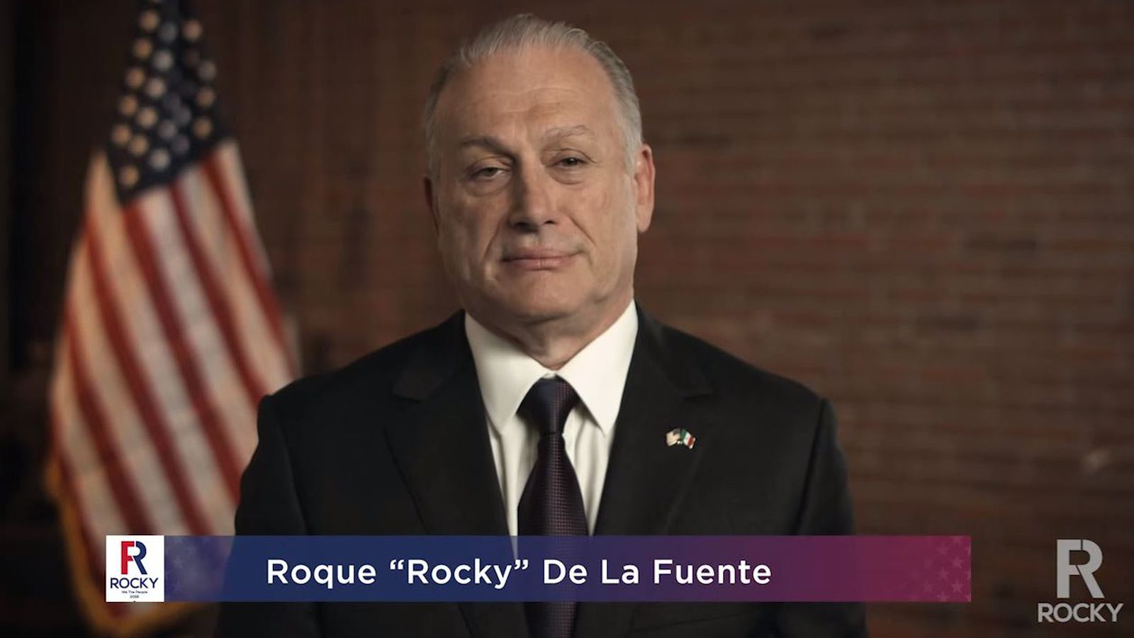 Rocky Road Running For Senate In Six States And Against Rick Scott