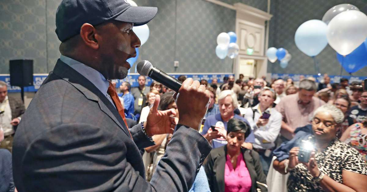 Andrew Gillum shifts campaign cash to a new nonprofit, blocking it from public view