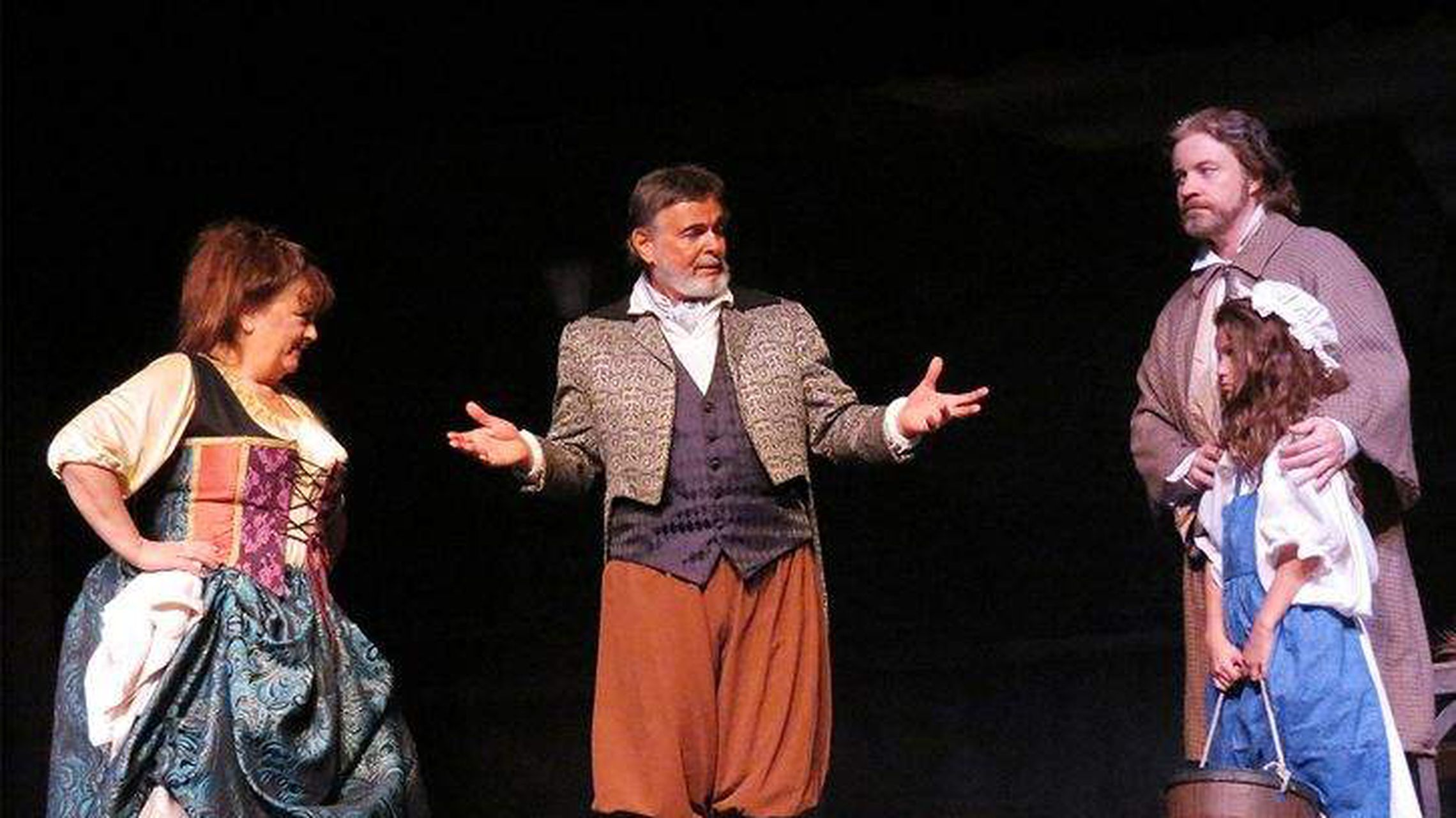 Stage West Offers Splendid Production Of Les Miserables