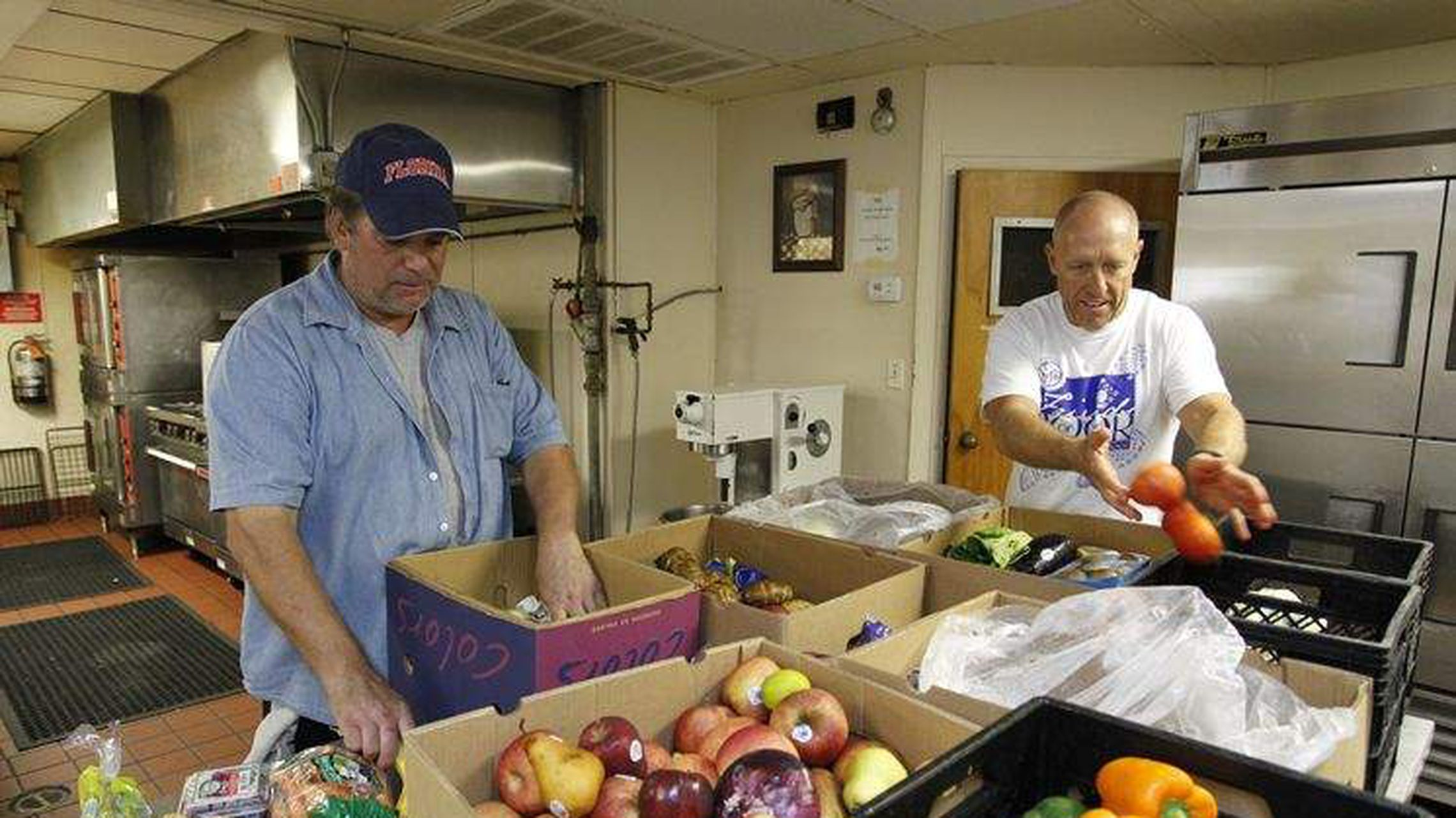 rally behind Clearwater soup kitchen