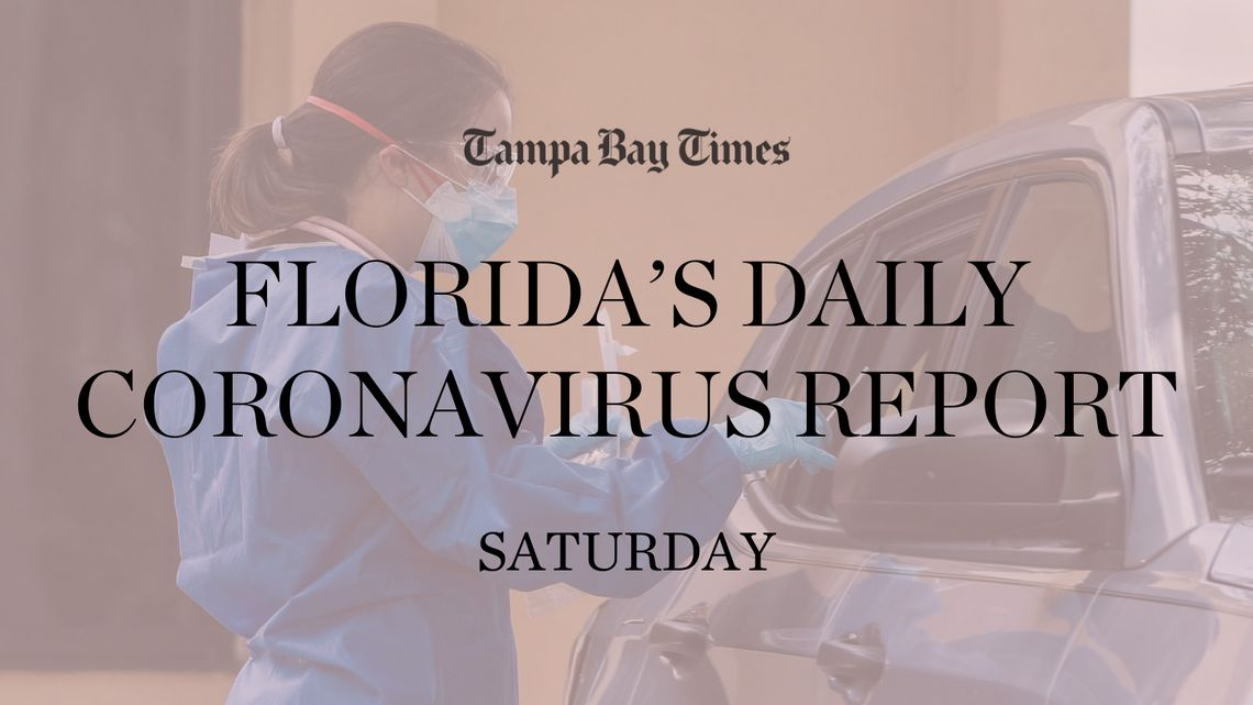 Florida Adds 3 689 Coronavirus Cases 74 Deaths Friday