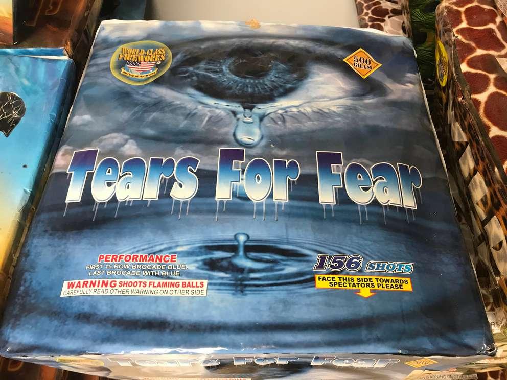 Tears For Fear