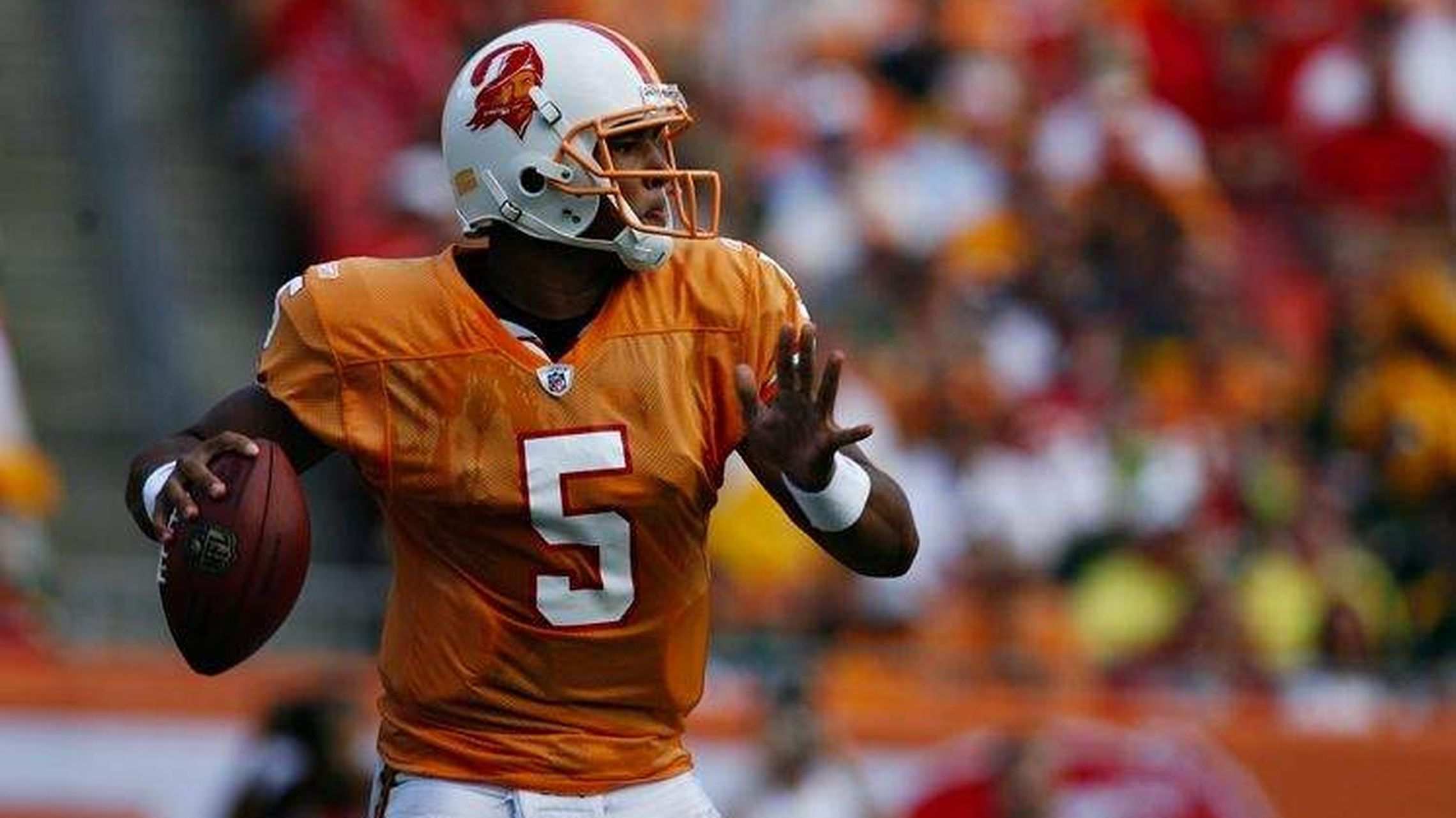 Could The Bucs Classic Creamsicle Uniforms Make A Return Bruce Arians Says Yes