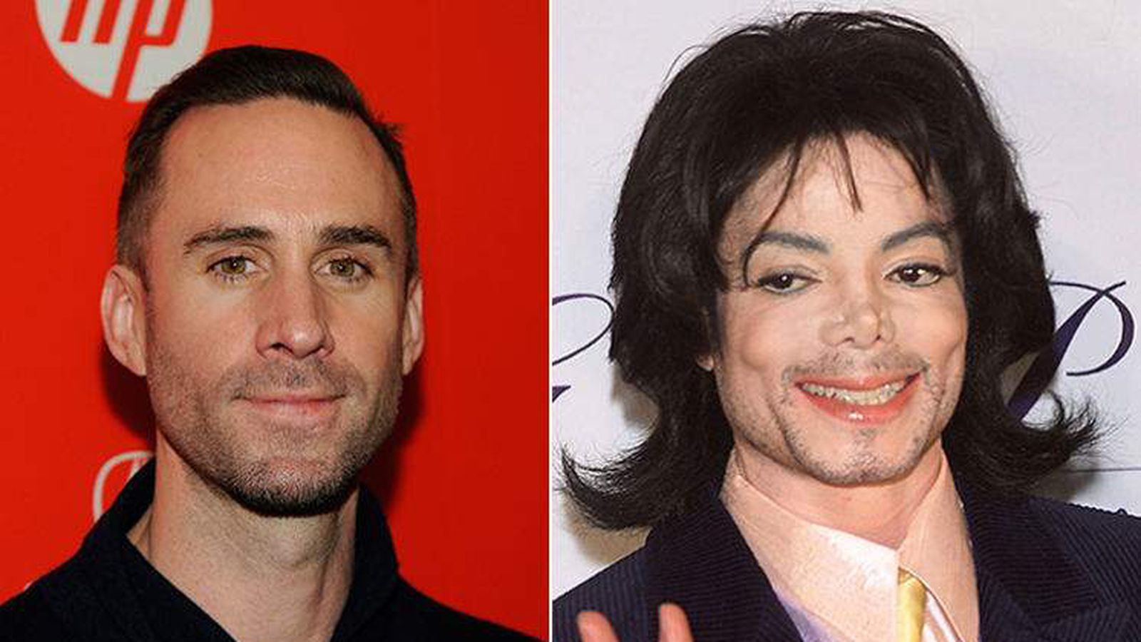 Joseph Fiennes Yes The White British Actor Will Portray Michael Jackson In Tv Movie