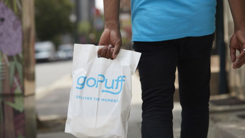 Delivery service goPuff opens another Tampa delivery warehouse