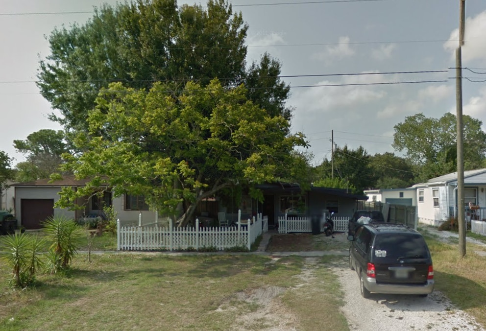 A Google Earth photo of 742 Southwest Boulevard N dated from June 2011.