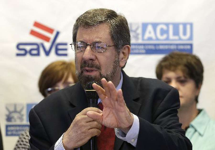 Howard Simon, director of the ACLU of Florida.