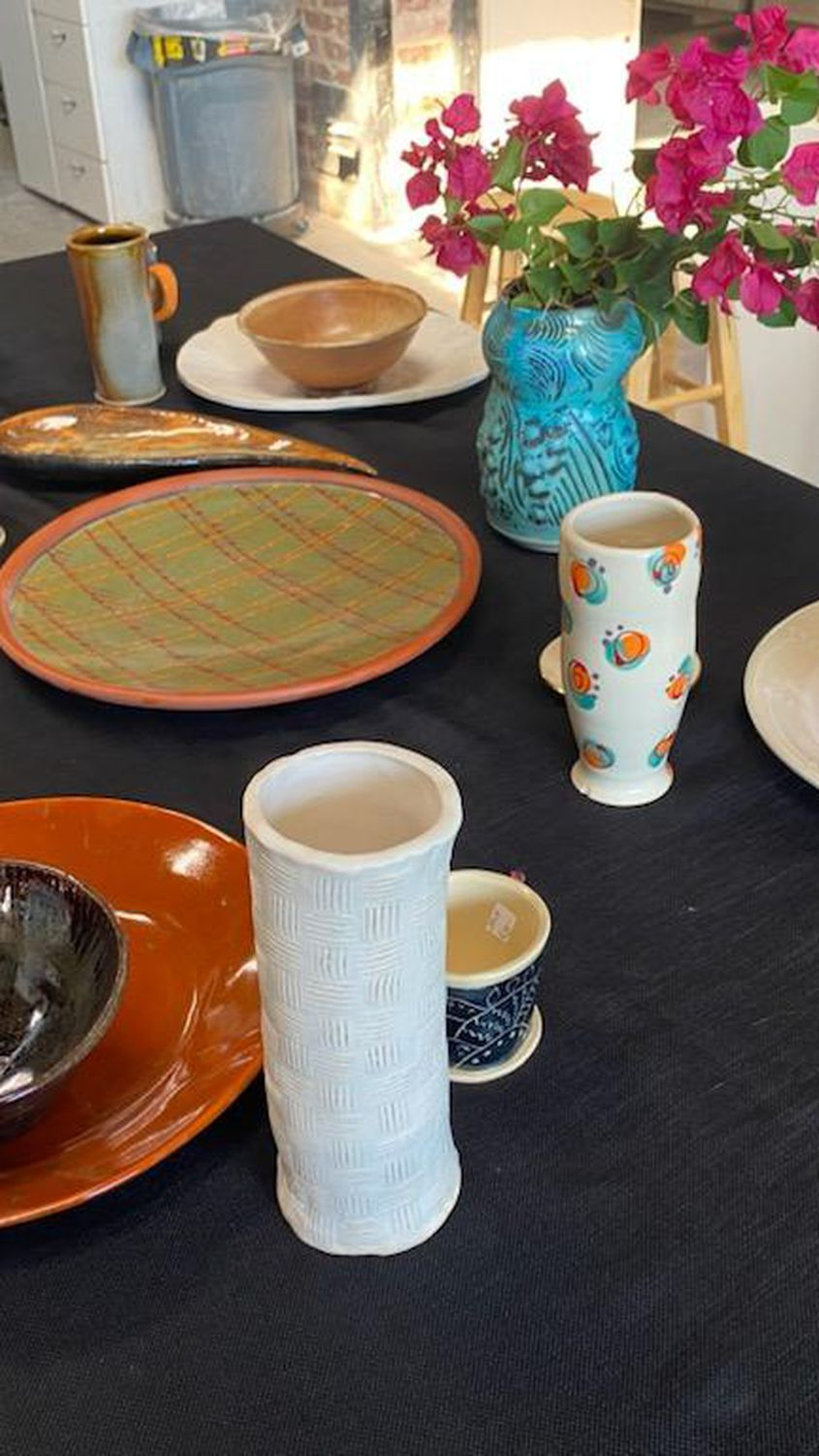 Make Your Thanksgiving Table Special With Handmade And Mismatched Settings