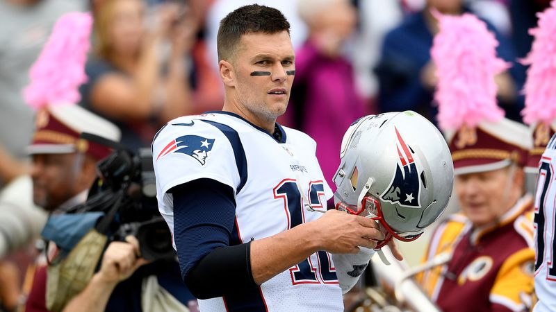 Tom Brady leaves the Patriots for Tampa Bay