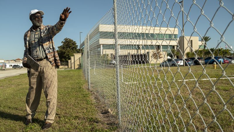 Clearwater might also have a lost African American cemetery - Tampa Bay Times