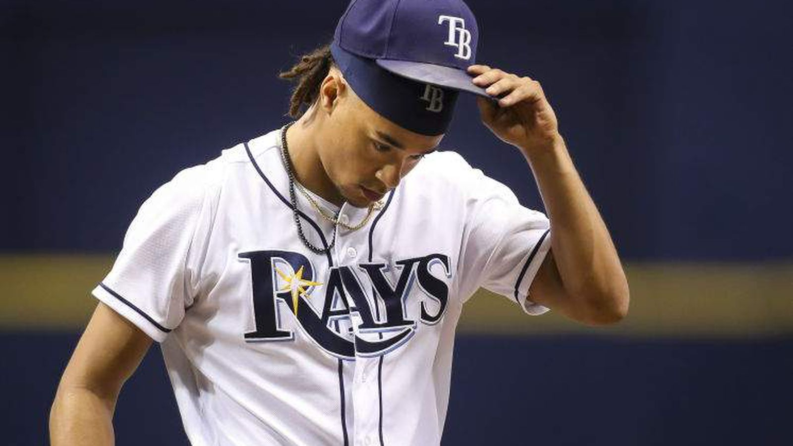 Rays' Chris Archer: Taking a knee is not nearly enough