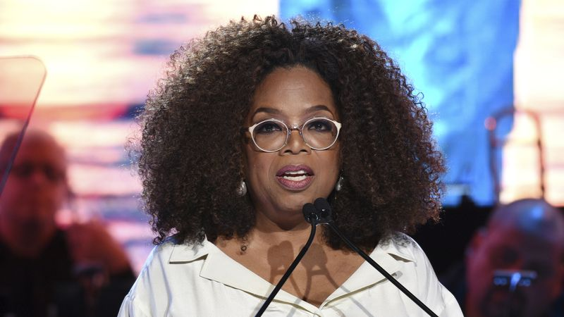 Oprah Winfrey launching wellness arena tour in early 2020