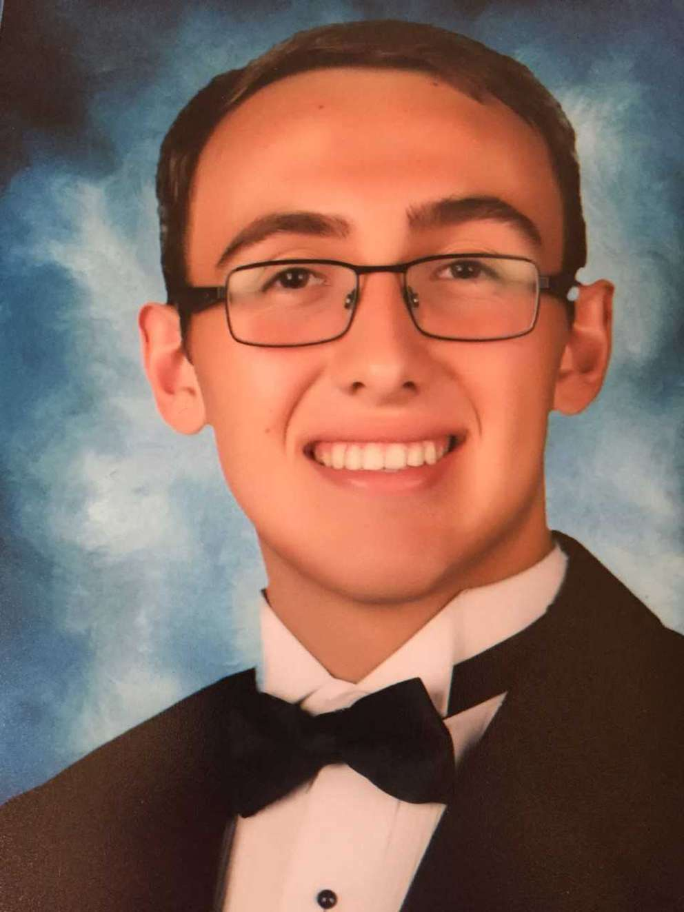 Eli Thomas Rust is a 2018 co-valedictorian in the International Baccalaureate program at St. Petersburg High School.