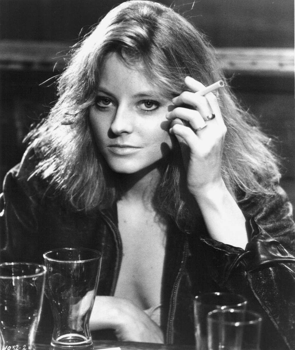 Jodie Foster as Sarah Tobias in The Accused. Paramount Pictures.