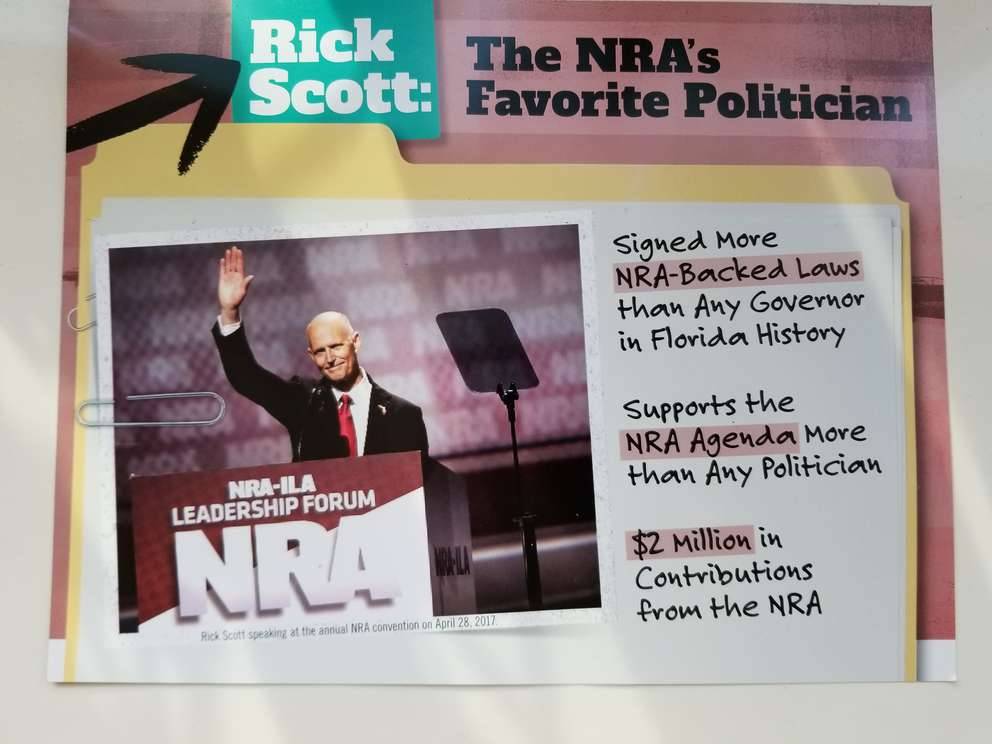 Is the NRA warning Floridians about gun control advocates ...