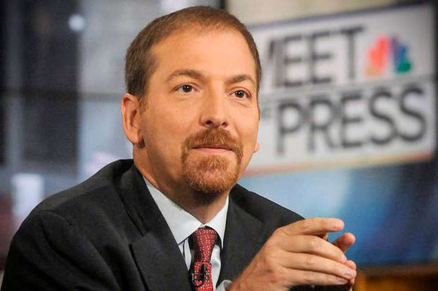 Image result for Chuck Todd, photos