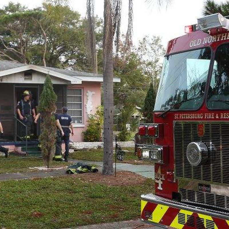 Pension Dispute With St Pete Firefighters