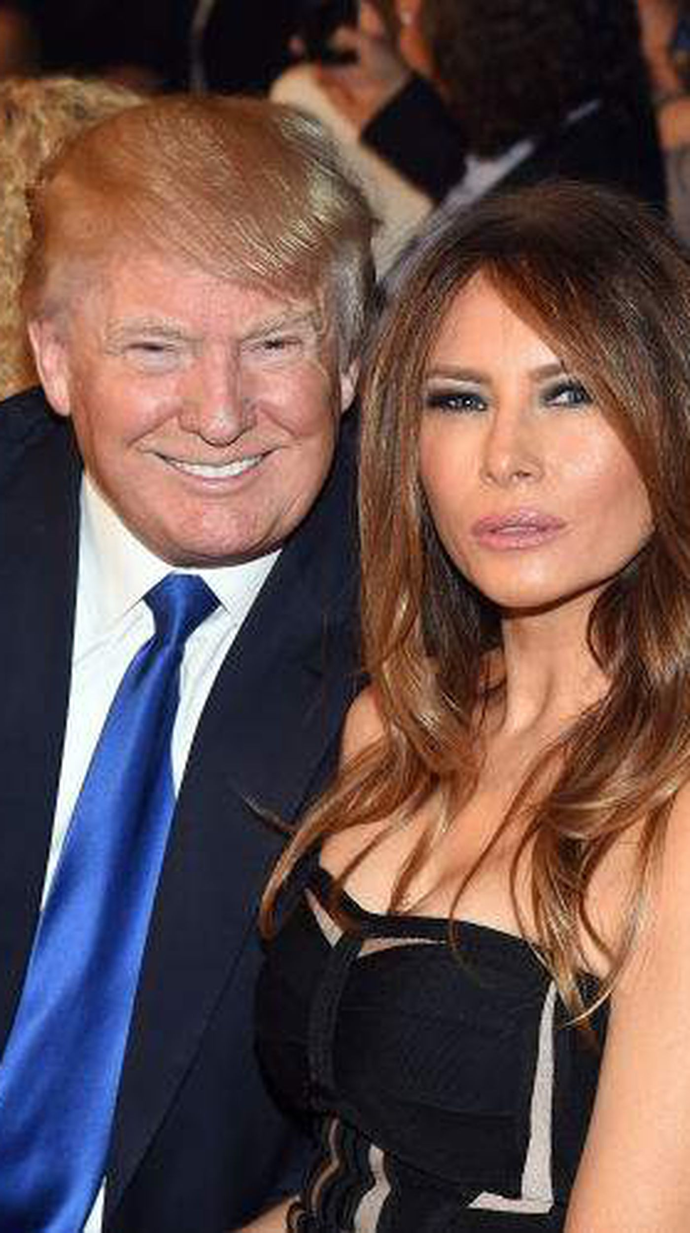 Melania Trump From Nude Supermodel To First Lady W Video