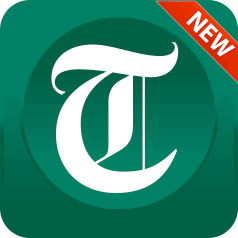 tampa bay Times News App icon