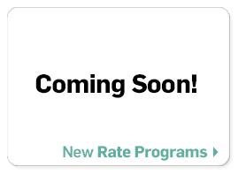 New Rate Program